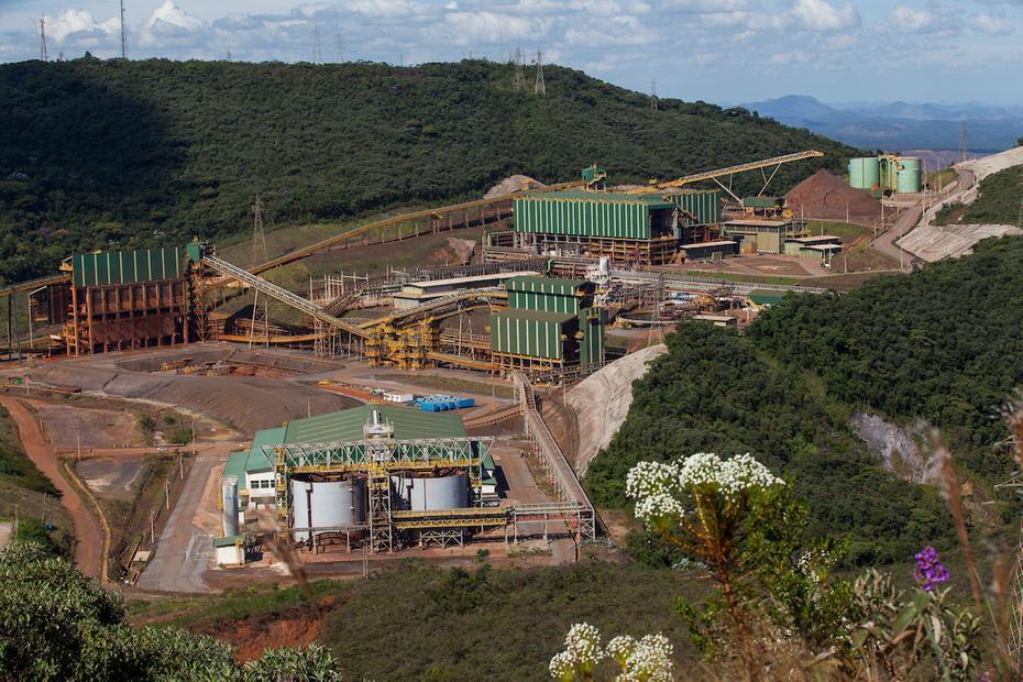 Complexo de Germano_Crédito divulgação Samarco