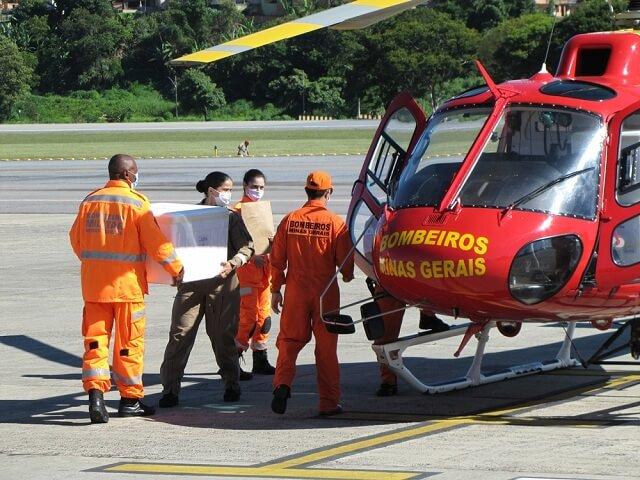 Coronavirus-Distribuicao-Vacinas-Covid-MG-Logistica-Aerea-CBMMG-Helicoptero-03